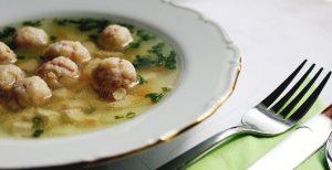 "Amazing ""Italian Wedding"" Soup (GF, Paleo)"