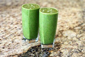Fresh Jamaica Green Juice